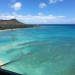 Views from different areas of the Sheraton Waikiki...