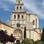 The magnificent Monastery facade