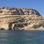 Photo of Matala beach