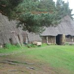Newtonmore, Highland Folk Museum, le Township