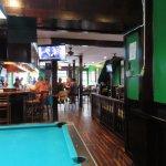 Bogart's Irish Pub bar