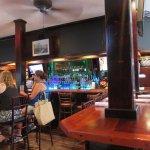 seating area at Bogart's Irish Pub