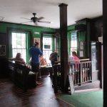 more seating at Bogart's Irish Pub