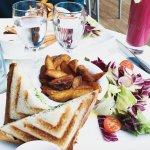 Toast Verdure