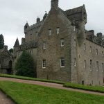 Cawdor Castle. A late 14th century Scottish Castle