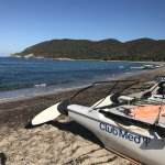 Plage ClubMed Cargese