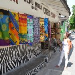colourful shops old town mombasa
