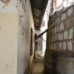 narrow street mombasa