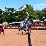 Jousting.Free to view.