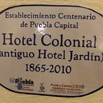 Photo of Hotel Colonial Restaurant