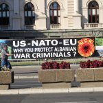 Cartazes anti Nato