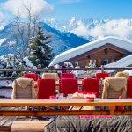 Photo de Le Rouge Restaurant & Apres-Ski