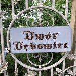 Foto de Dwor Debowiec Hotel