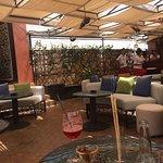 Cafe Arabe Foto