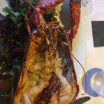 Sark Lobster with White Truffle Oil
