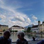 Photo de Restaurant Rathaus Brauerei Luzern