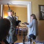 Presenting the haggis