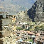 Foto de Pinkuylluna Mountain Granaries
