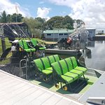 Our airboat