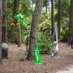 Palmetto Oaks Sculpture Garden