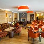 Hotellobby & Bar