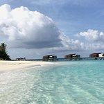 Photo de Park Hyatt Maldives Hadahaa