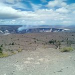 Caldera of the Kilauea