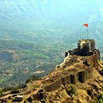 Pratapgarh fort situated in Mahableshwar.