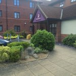 Foto de Premier Inn York North West Hotel