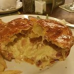 The perfect Cheese and Onion Pie