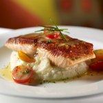 La Luce Orlando Seared Salmon Filet