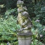 Gardens sculpture in Lilly Garden