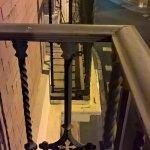 vista desde el balcón con vista a la calle Tarifa.