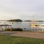 Easy walk from Inn to downtown Bar Harbor
