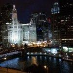 Window View - Hyatt Regency Chicago Photo
