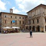 Photo of Piazza Grande a Montepulciano