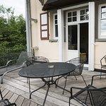 Terrasse / chambre 2