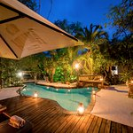 Ezulwini River Lodge lounge pool