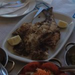 Fresh sea bass