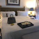 St Regis suite- Bedroom