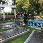 Elvis Presley family grave...