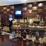 the bar in the 2nd floor