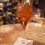 Aperol Champagne Cocktail