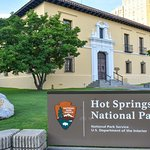 Hot Springs National Park Foto