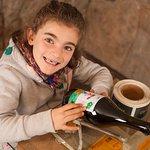 Programa familiar, tus niños diseñan y etiquetan una botella