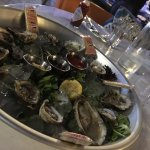 Photo de mussel beach restaurant