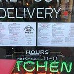 Pick Axe Pizza
