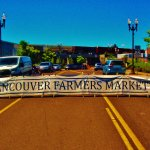 Farmers Market nearby to the west of the park on Saturdays and Sundays In Summer