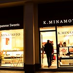 Minamoto Strand store night