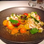Tomato and Lobster Salad